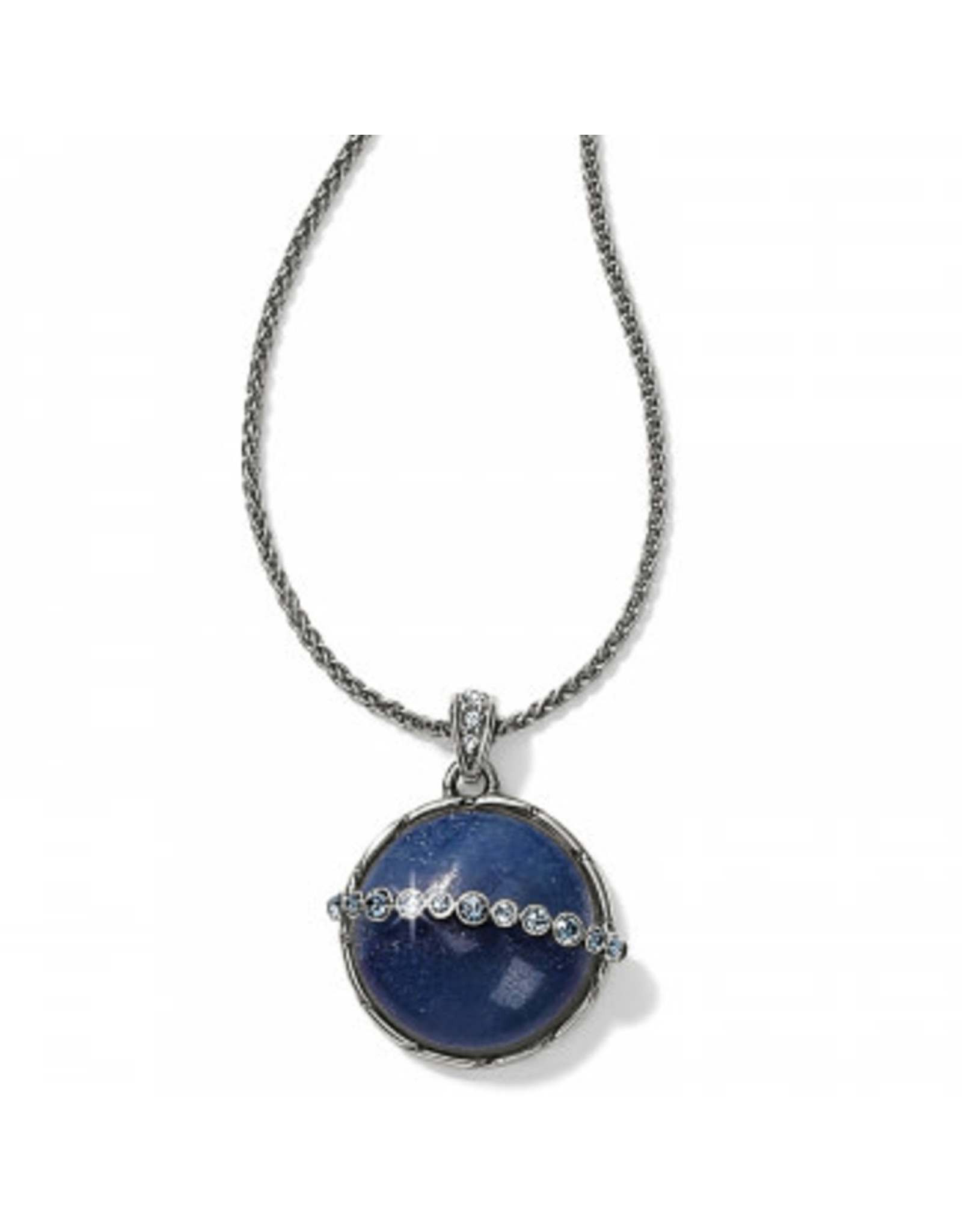 Brighton Halo Odyssey Round Necklace