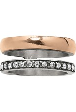 Brighton Neptunes rings Duo Ring Size 7
