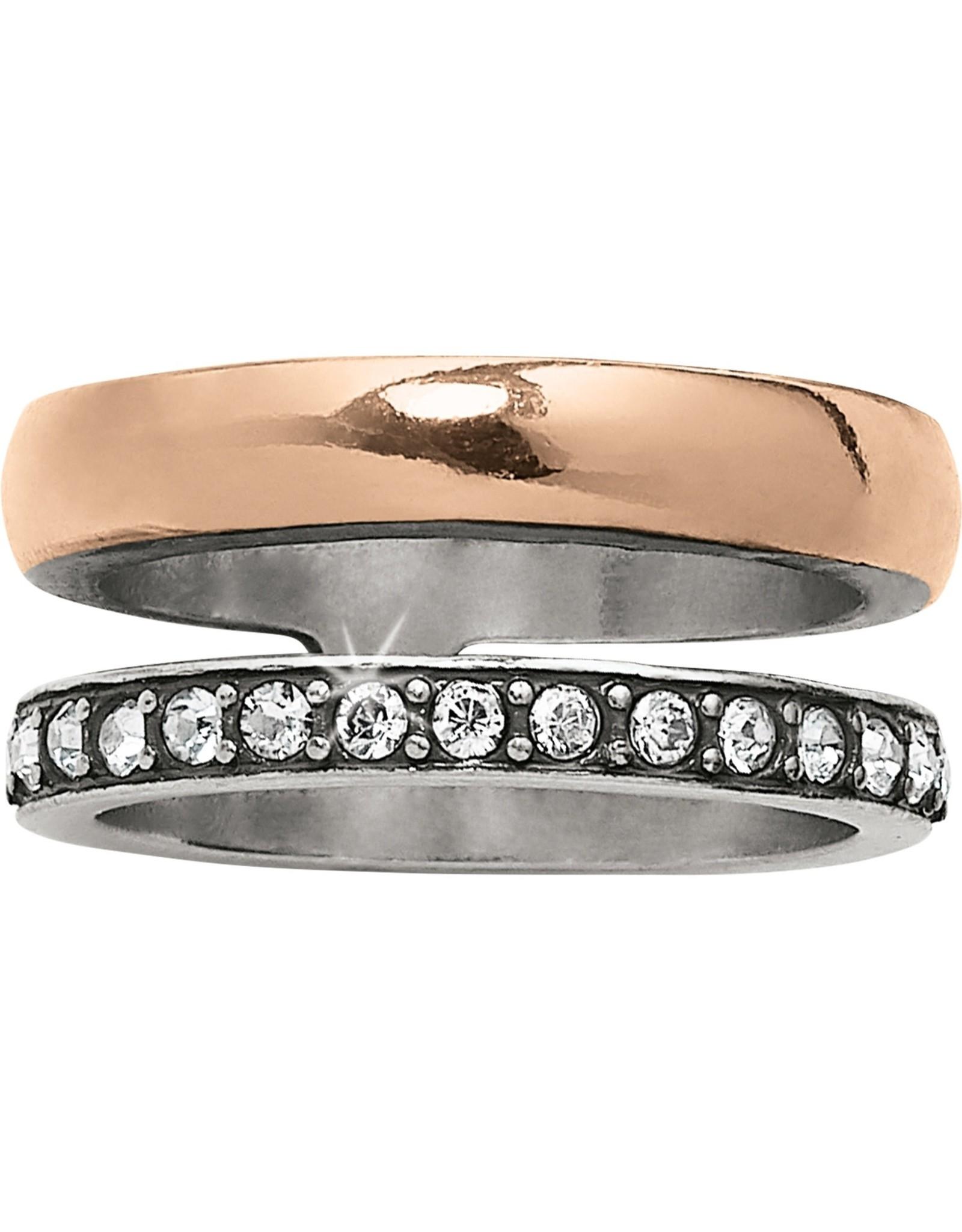 Brighton Neptunes Rings Duo Ring Size 8