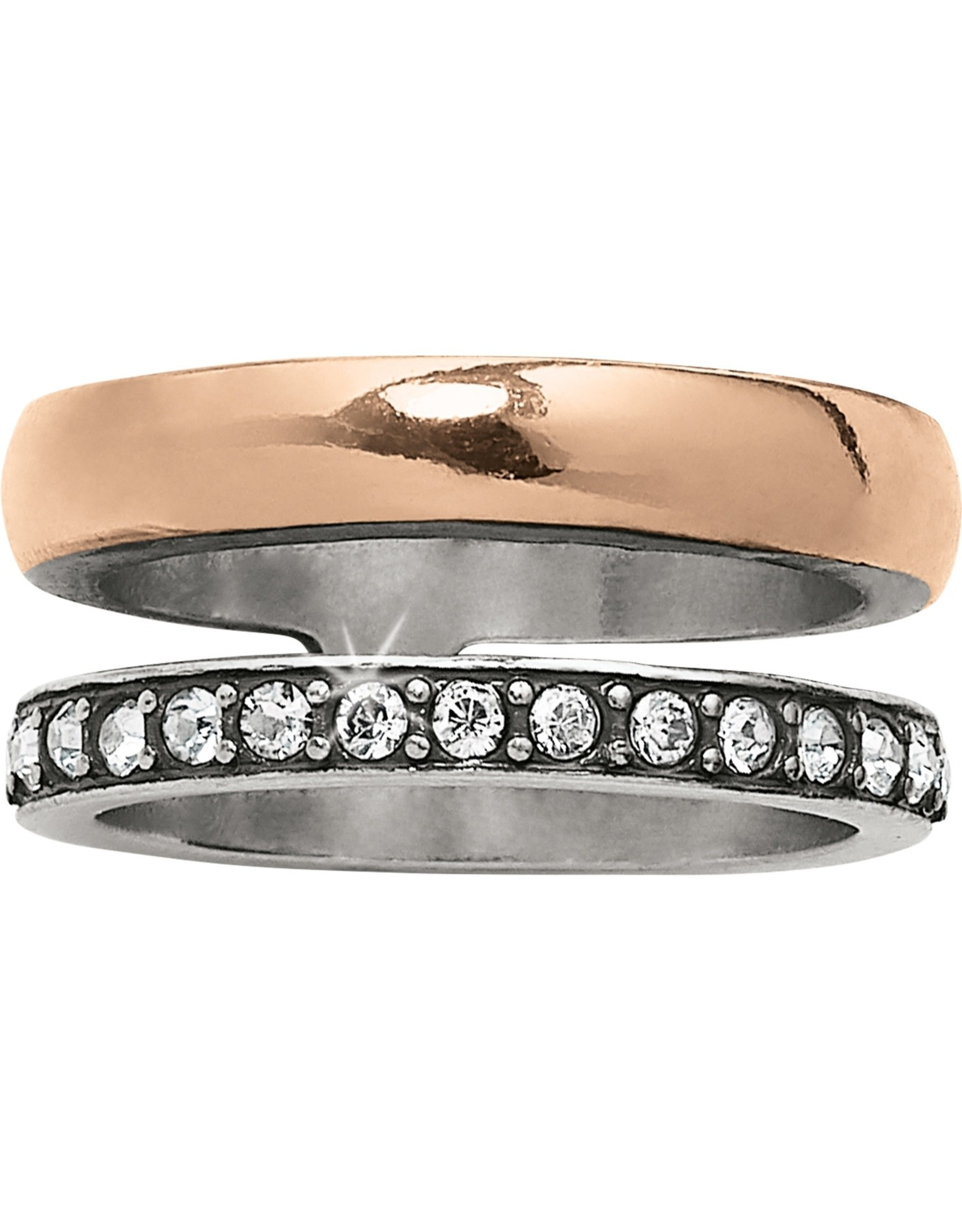 Brighton Neptunes Rings Duo Ring Size 9