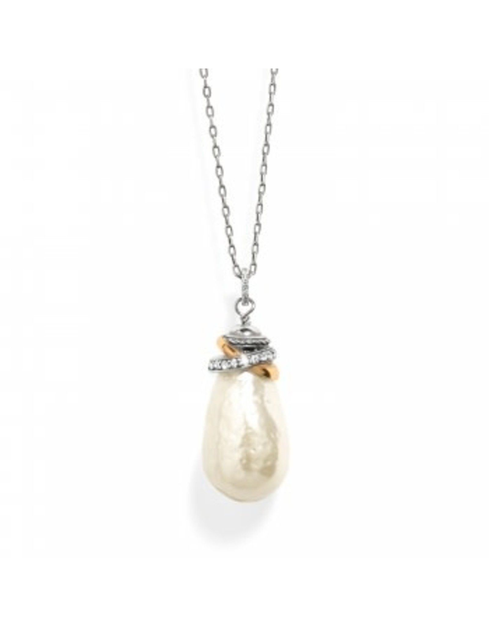 Brighton Neptunes Rings Pearl Necklace