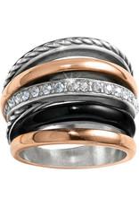 Brighton Neptunes Rings Black Ring Size 09