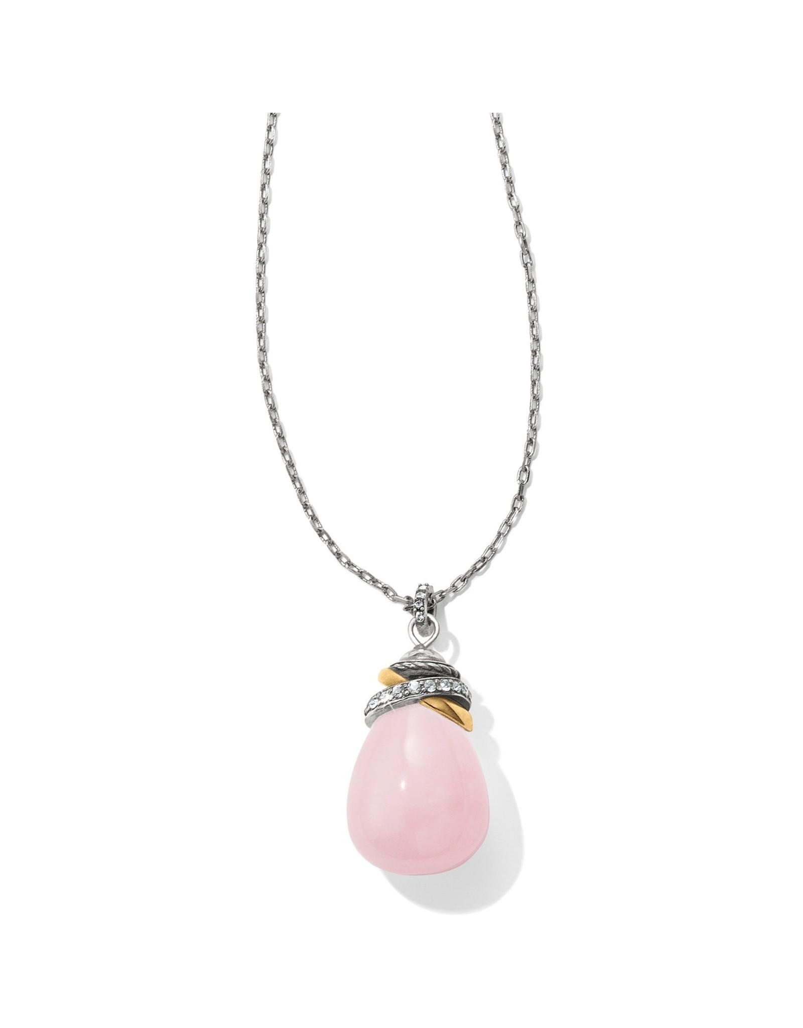 Brighton Neptunes Rings Quartz Necklace