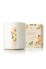 Thymes Mandarin Coriander Poured Candle 8oz