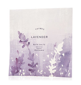 Thymes Lavender Bath Salts 2 oz.