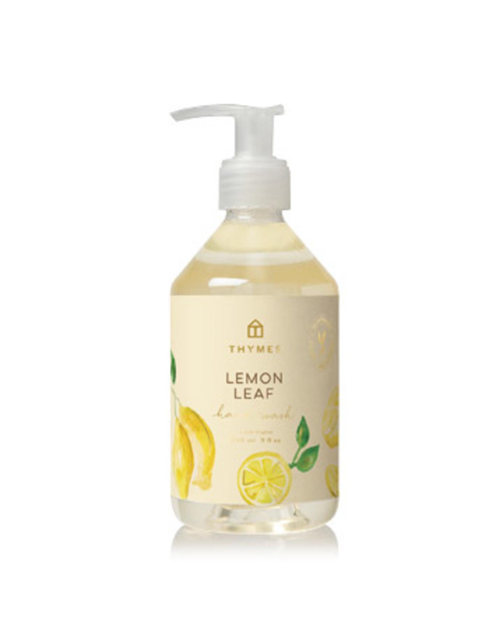 Thymes Lemon Leaf Hand Wash 15oz