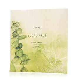Thymes Eucalyptus Bath Salts 2 oz.