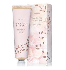 Thymes Goldleaf Gardenia Hand Cream