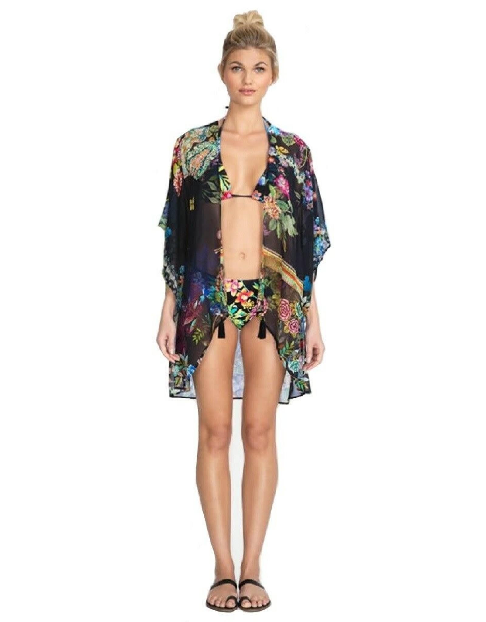 Johnny Was Dreamer Short Kimono