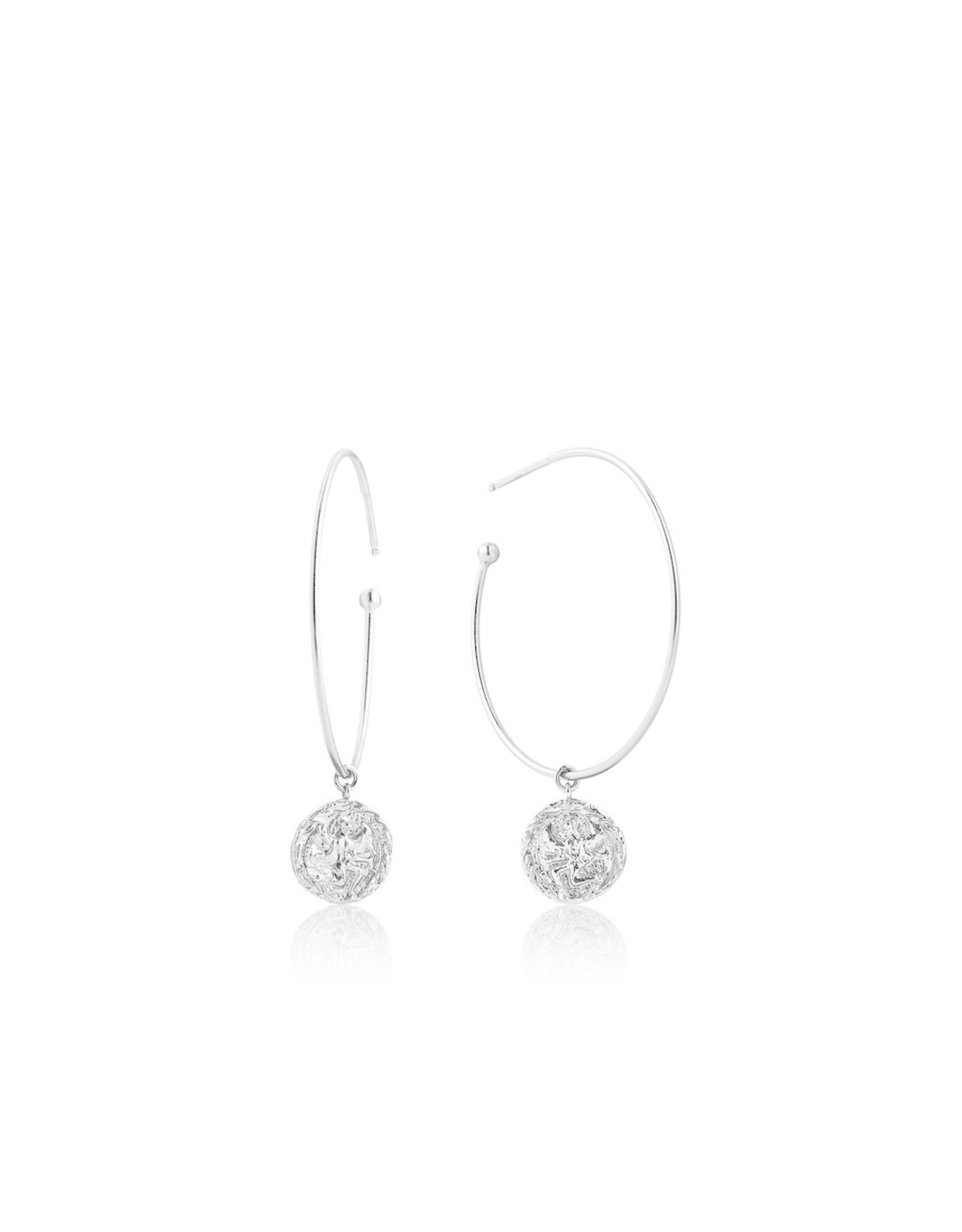 "Ania Haie BOREAS HOOP EARRINGS ""Christina"""