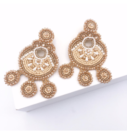 Treasure Jewels Ella Nude Earring