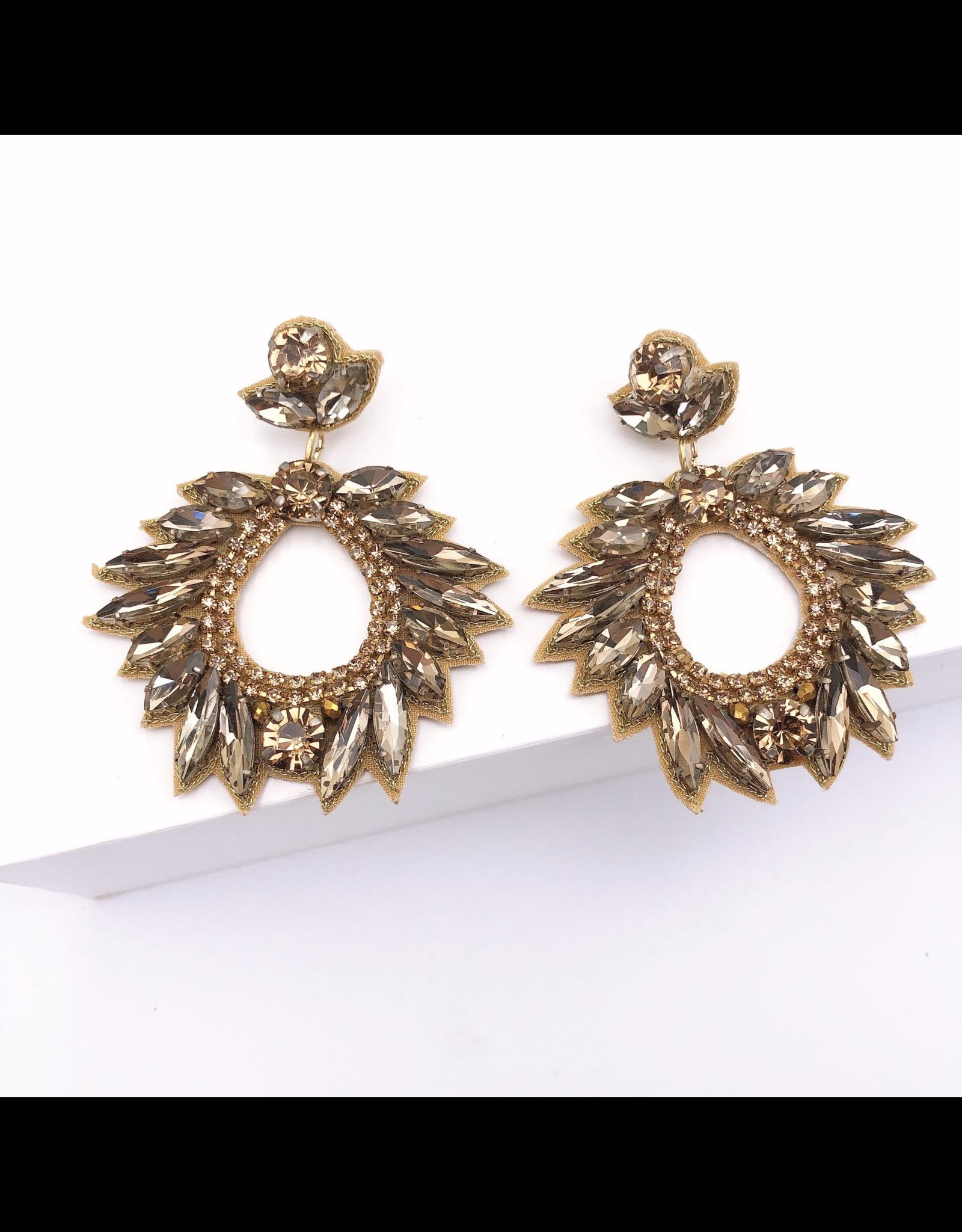 Treasure Jewels Alex Gold Earring