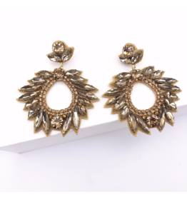 Treasure Jewels Alex Gold Earring