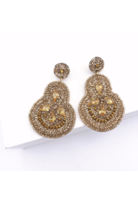 Treasure Jewels Kassie Gold Earring