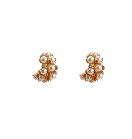 Treasure Jewels Mini Pearl Stud Earring