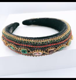 Treasure Jewels Blair Crystal Headband