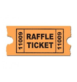 Raffle Ticket for Bare Necessities Pumpkins