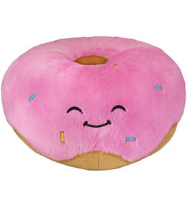 """Squishable Pink Donut 15"""""""