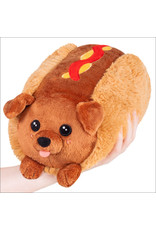 Squishable Mini Dachshund Hot Dog