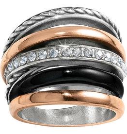 Brighton Neptune's Rings Black Ring