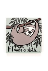 Jellycat If I Were an Sloth Board Book