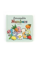 Jellycat Amuseable Numbers