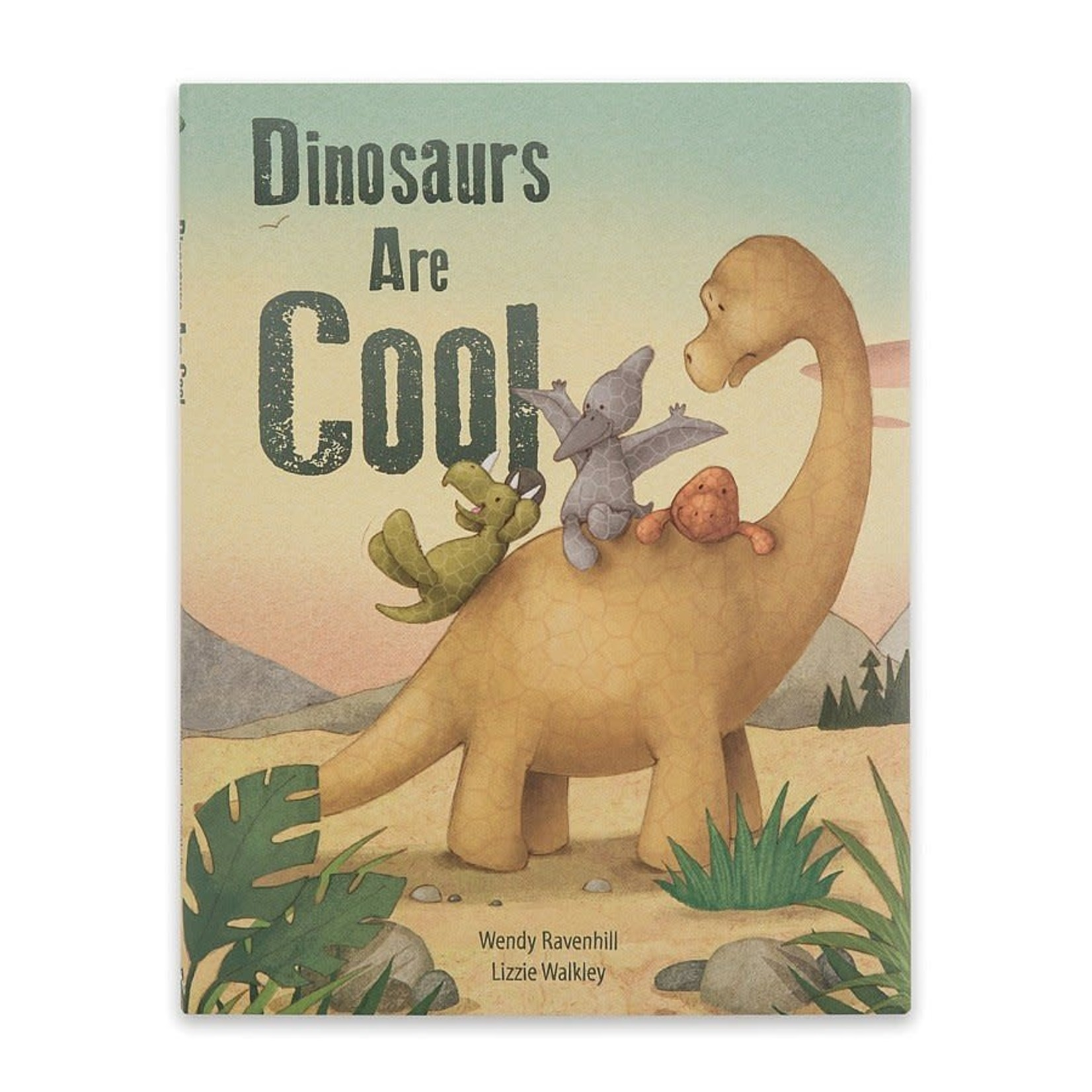 Jellycat Dinosaurs are Cool