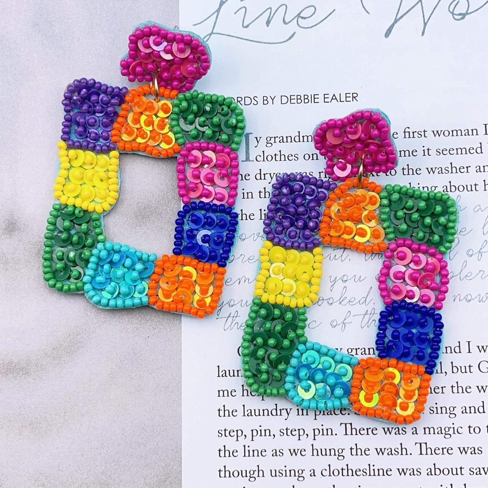 Treasure Jewels Penelope Fiesta Earrings