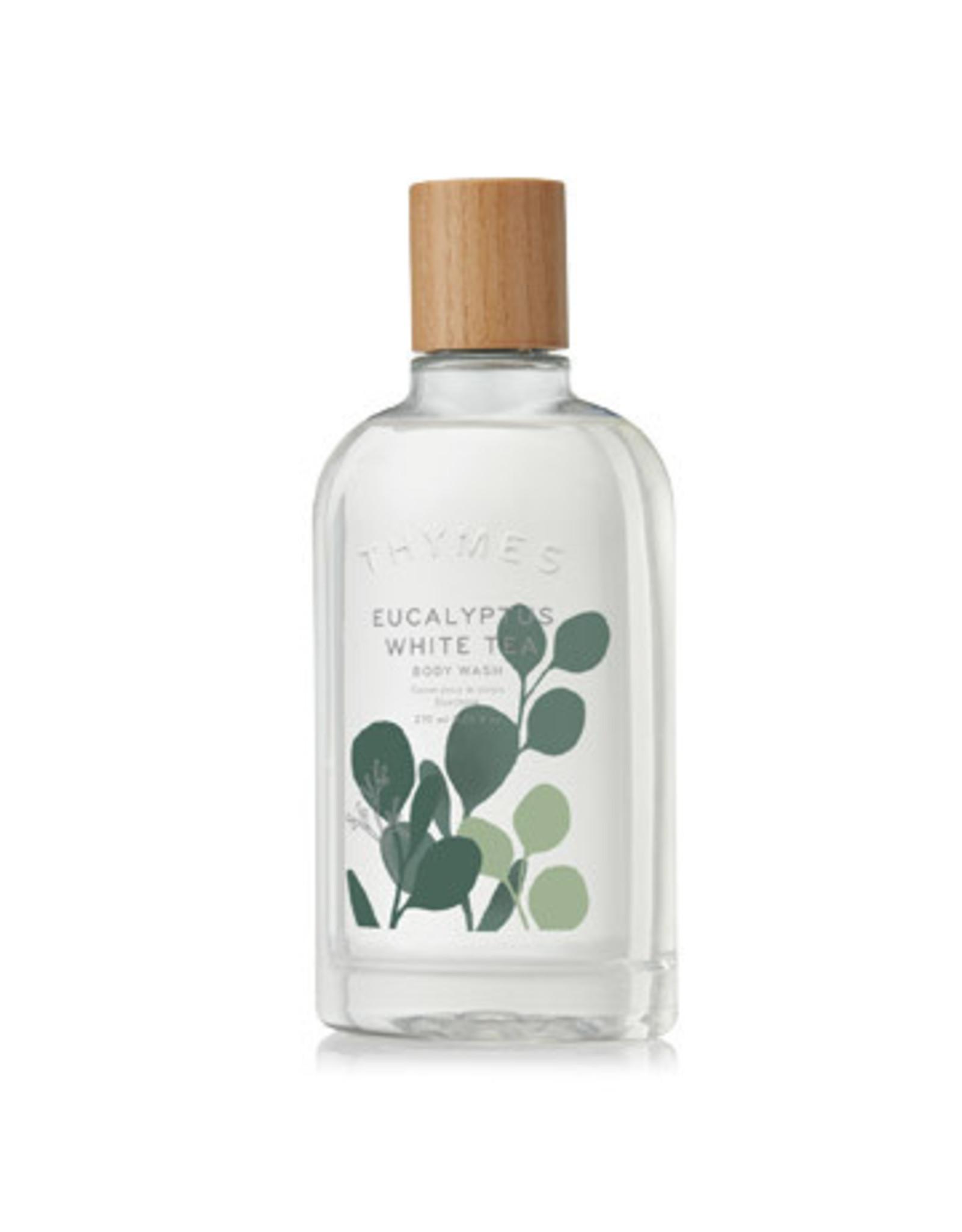Thymes Eucalyptus White Tea Body Wash