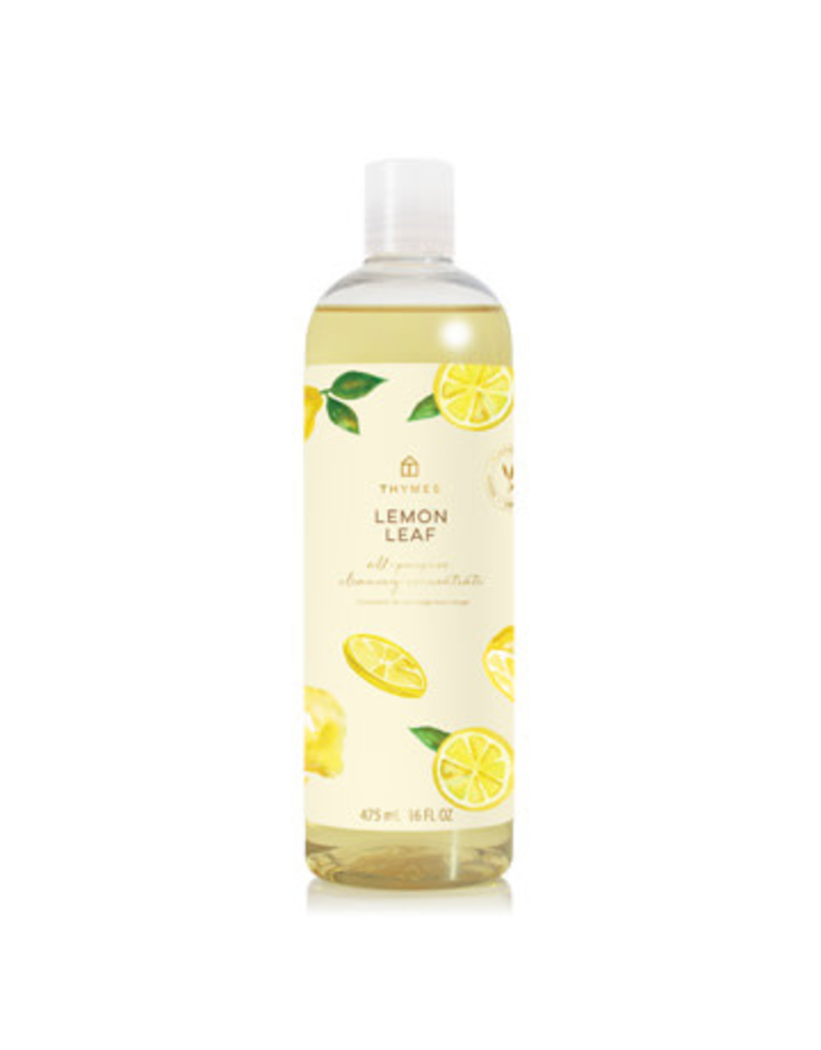 Thymes Lemon Leaf All-Purpose Cleaning Concentrate
