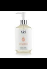 Niven Morgan Grapefruit and Gardenia Hand Soap 11 oz