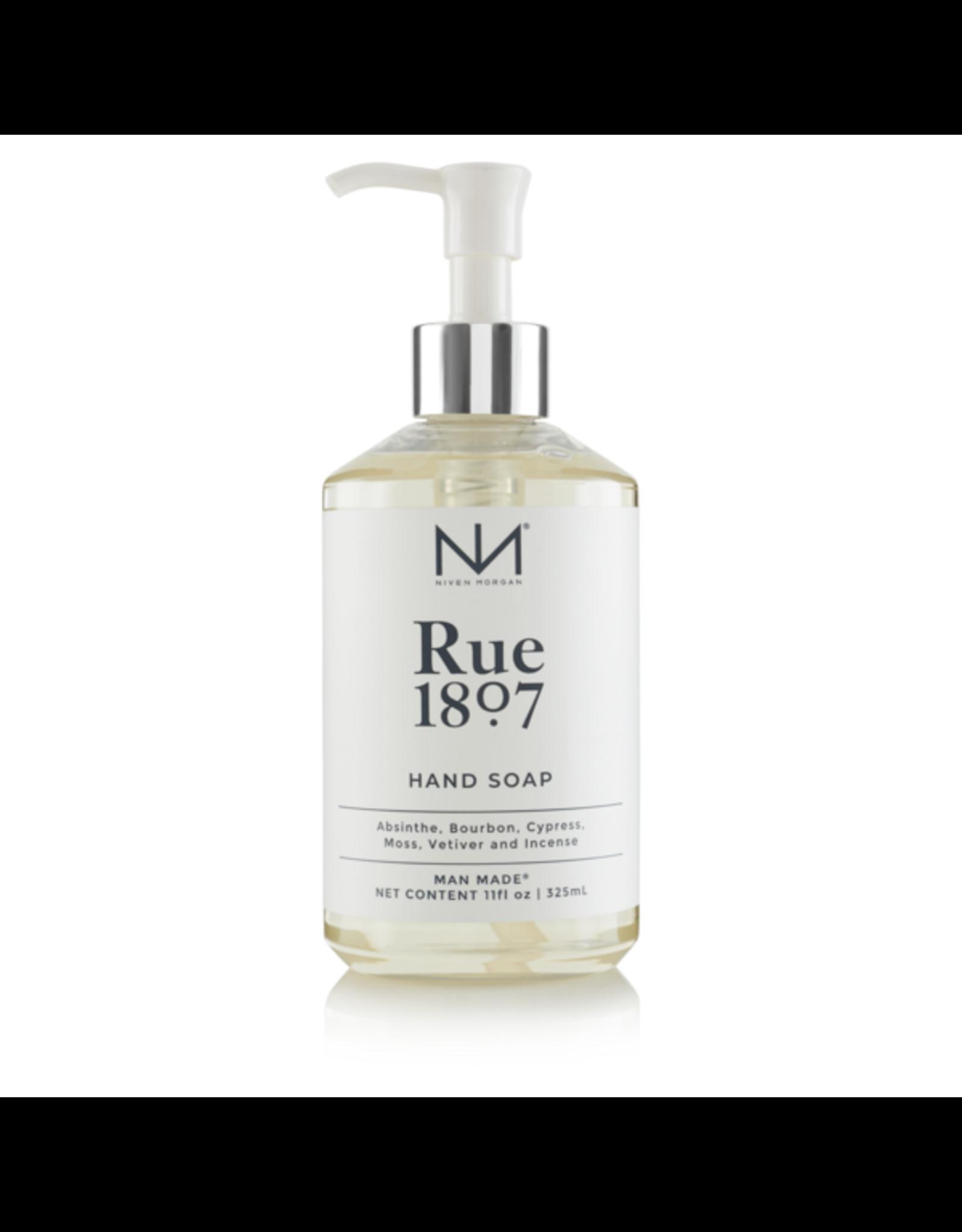 Niven Morgan Rue 1807 Hand Soap 9.5oz