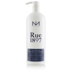 Niven Morgan Rue 1807 Two in One Body Wash & Shampoo 33oz