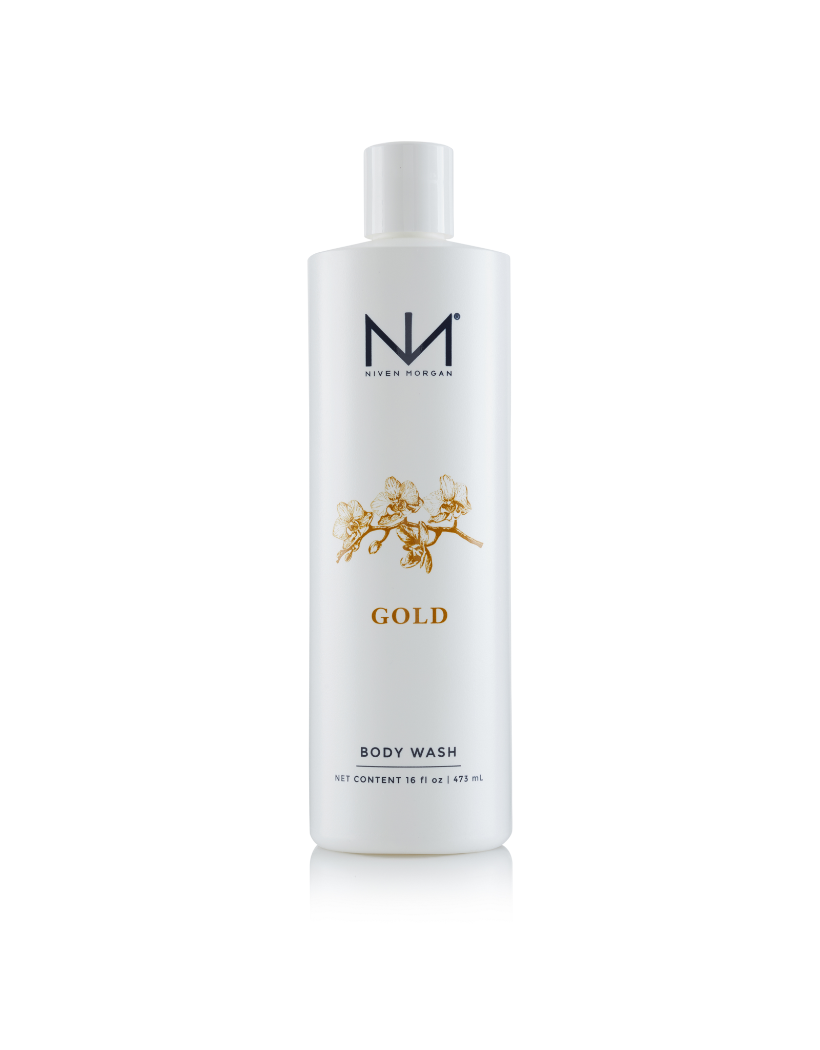 Niven Morgan Niven Morgan Gold Body Wash