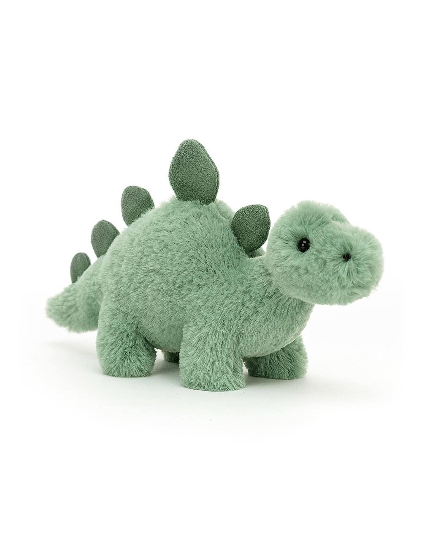 Jellycat Fossilly Stegosaurus Mini