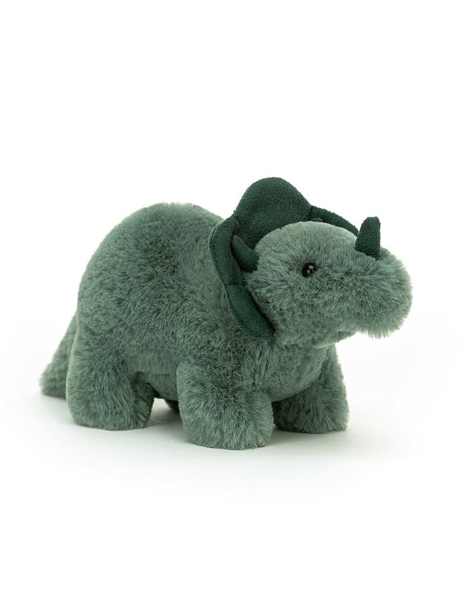 Jellycat Fossilly Triceratops Mini