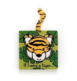 Jellycat If I Were a Tiger Book