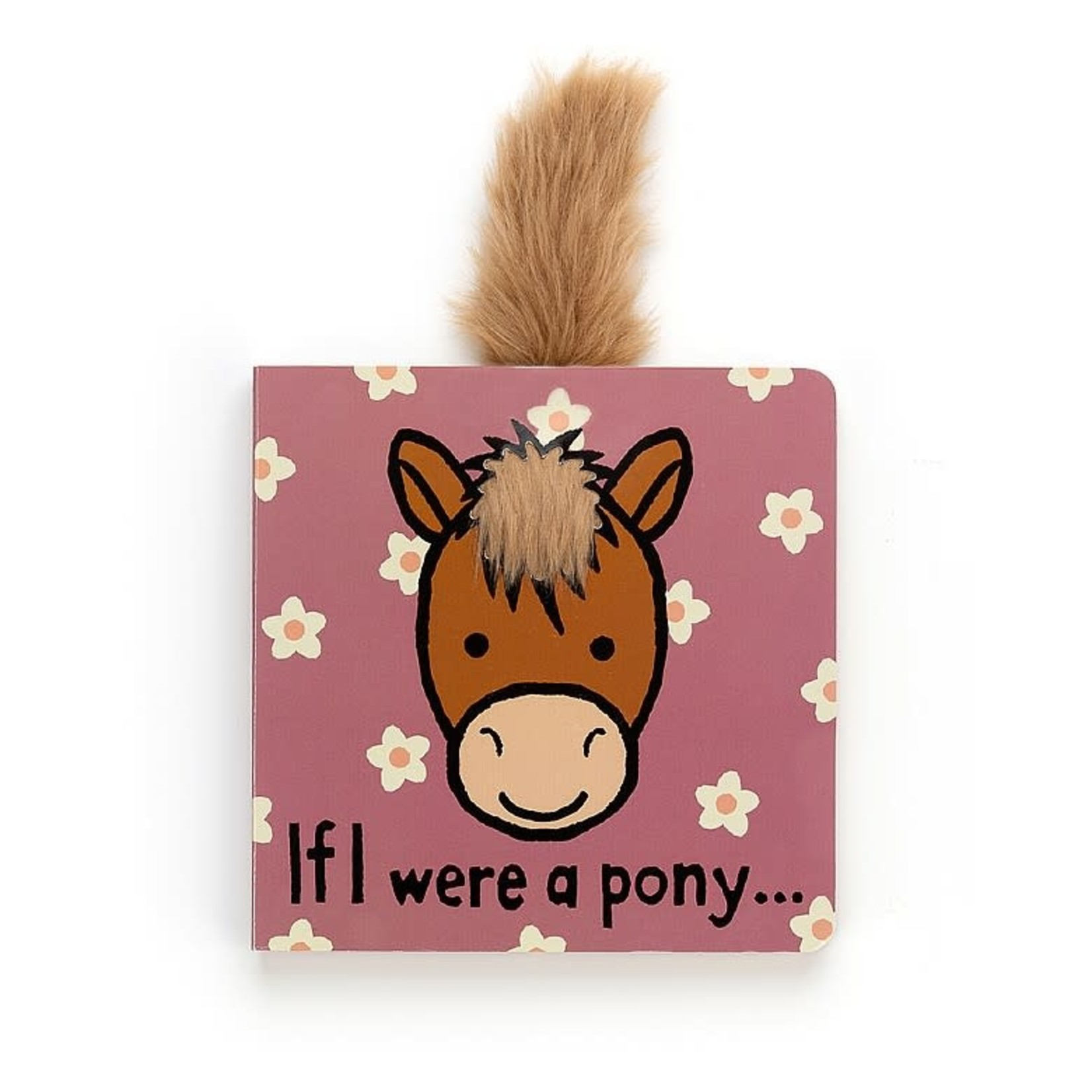 Jellycat If I Were a Pony Book