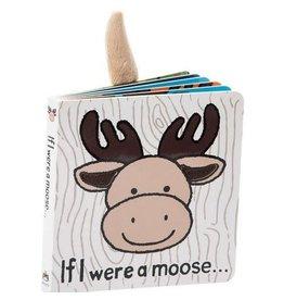 Jellycat If I Were a Moose Board Book