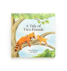 Jellycat The Tale of Two Friends Book