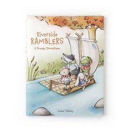 Jellycat Riverside Ramblers Book
