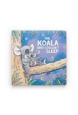 Jellycat Koala That Couldn't Sleep Book