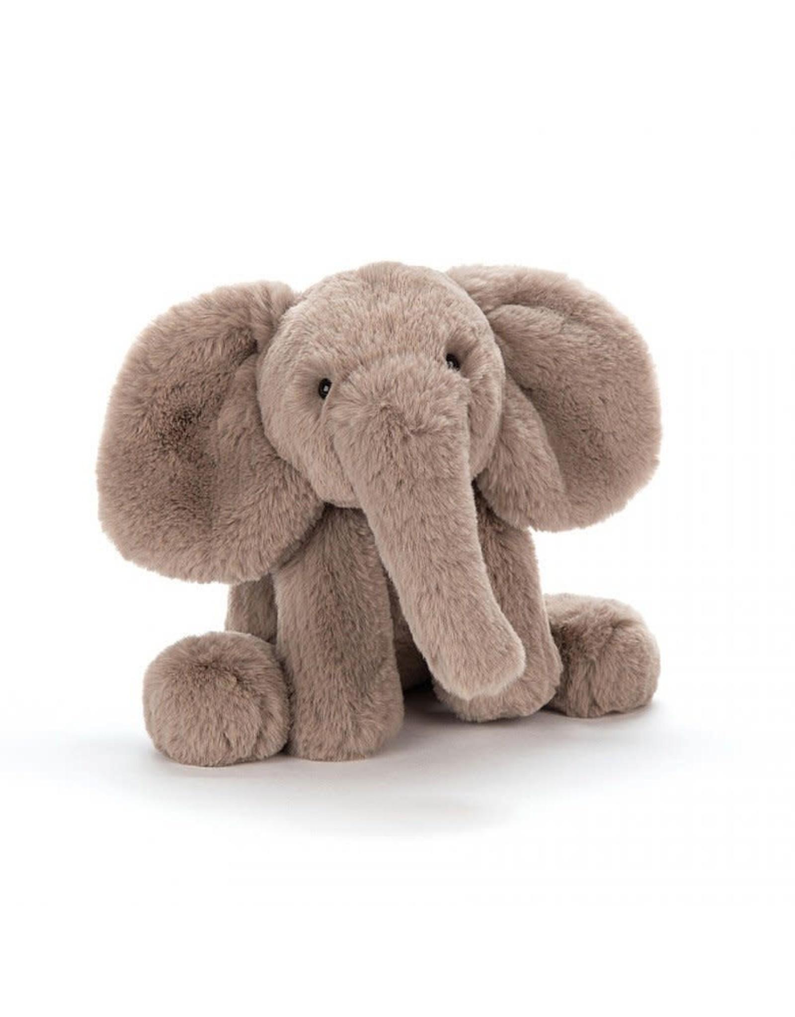 "Jellycat Smudge Elephant Large 13"""