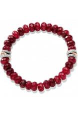 Brighton Neptunes Rings Red Str Bracelet