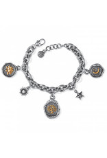 Brighton Ferrara Virtue Charm Bracelet