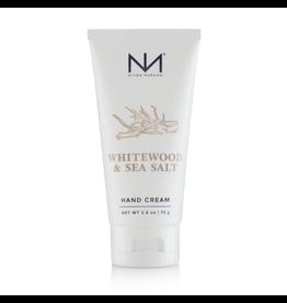 Niven Morgan Whitewood and Sea Salt Hand Cream 2.6oz