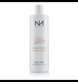 Niven Morgan Whitewood and Sea Salt Body Wash 16fl oz
