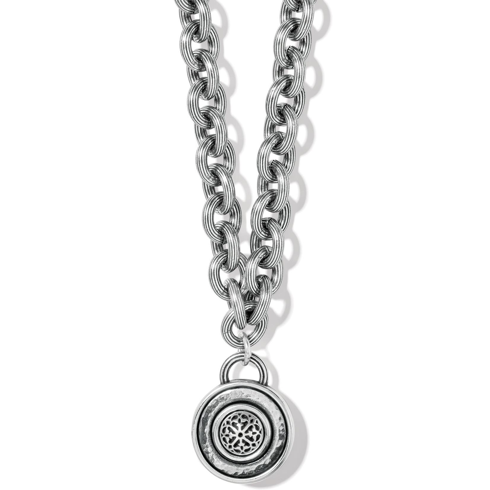 Brighton Ferrara Disc Necklace
