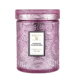 Voluspa Japanese Plum Bloom Small Jar Candle