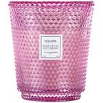 Voluspa Rose Petal Ice Cream 5-Wick Hearth Candle